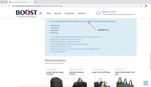 Step One_How To Order Promtional Products Samples